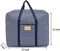 Travel Luggage Duffle Bag Lightweight Portable Handbag Black Hole Space Large Capacity Waterproof Foldable Storage Tote