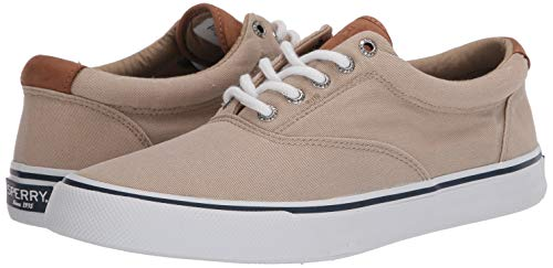 Sperry Men's Striper II CVO Core Sneaker, SW Chino, 13 W US