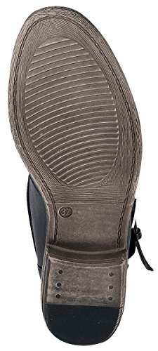 Brandit Ladies Biker Boot Boots black Black RcMCBh4