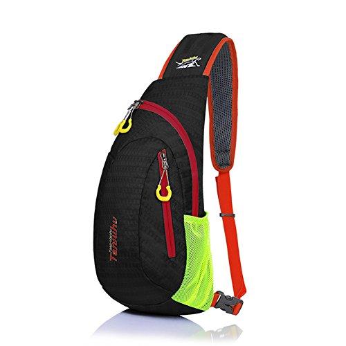 Sling Bag with Water Bottle Holder: Amazon.com
