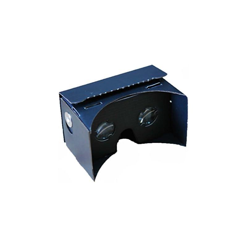 Mi3D Virtual Reality Black Cardboard Vie
