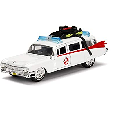 Jada 1:32 Ghostbusters Ecto-1: Toys & Games