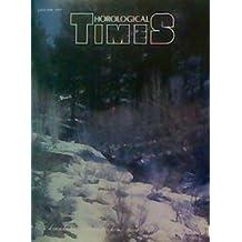 Horological Times (Volume 15, Number 1)