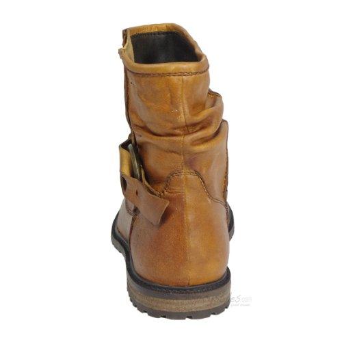 SPM Chaussures Bottes Avila-Bottines Femme-Marron