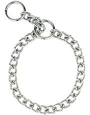 Herm Sprenger Steel Choke Collar, G40-4.0-Millimeter by 24-Inch, Large
