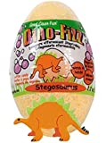 Dino Fizz Hatching Stegosaurus Egg Bath Fizzy - 2.2 oz.