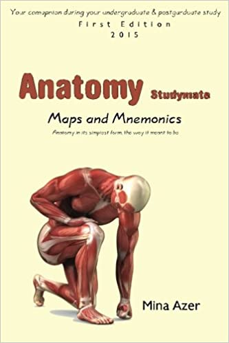 Buy Anatomy Studymate: Maps & Mnemonics Book Online at Low Prices in ...