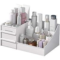 Salandens Organizador de Maquillaje, Caja organizadora de maquillaje, caja de plástico para maquillaje, caja…