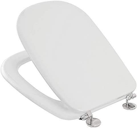 Sedile Per Vaso Tesi Ideal Standard.Inbagno Sedile Wc Ricambio Per Vaso Ideal Standard Serie Tesi In Termoindurente Bianco Amazon It Casa E Cucina