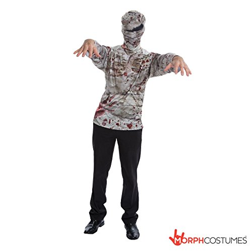 Mens Ancient Bandage Mummy Costume - Cheap Costume (Cute Costumes For Men)
