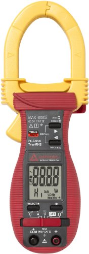Amprobe ACD 16 TRMS PRO Logging Temperature