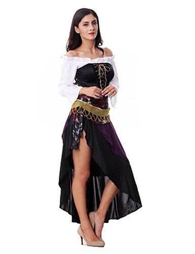 Ch&Ch gitana sexy de la mujer bailarina adultos traje de ...