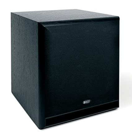 KEF C4 Subwoofer (Black, Single)