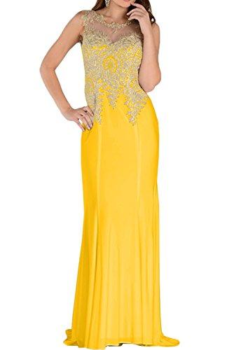 Ivydressing - Vestido - Estuche - para mujer dorado