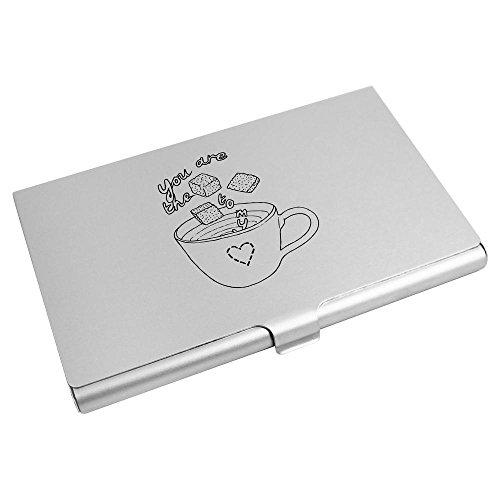 Wallet Holder Business Azeeda CH00003050 Card 'Tea' Credit Azeeda 'Tea' Card q7fSS8