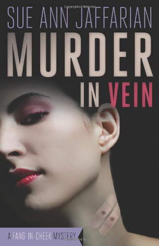 Image of Murder in Vein (A Madison Rose Vampire Mystery)