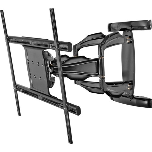 SmartMount Universal Articulating Dual-Arm Wall Mount for 37-71 in. Flat Panel Screens