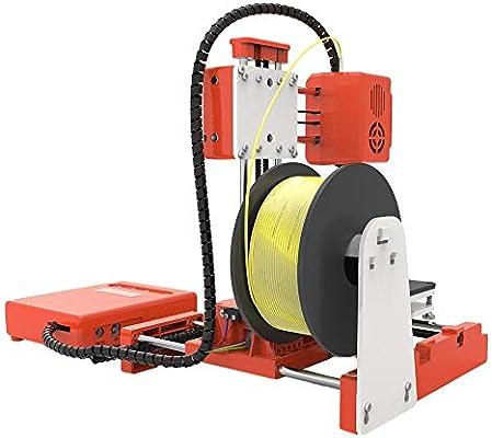 FCJ Daily Life Impresoras 3D Impresora 3D Mini 100 x 100 x 100 mm ...