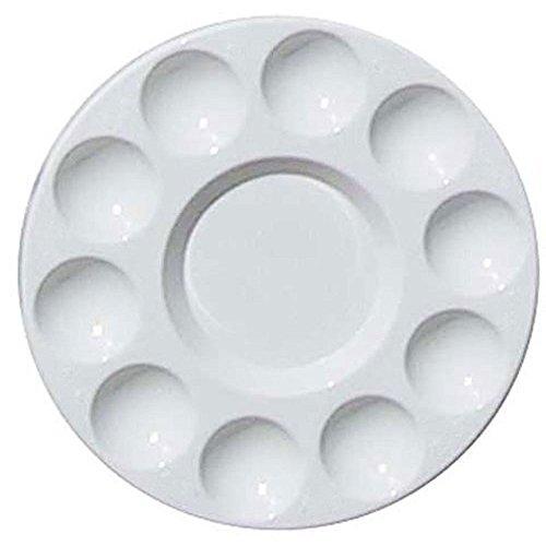Generic Round Professional Plastic Platte