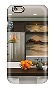 Forever Collectibles Family-friendly Kitchen Island Hard Snap-on Iphone 6 Case(3D PC Soft Case)