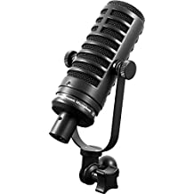 MXL Mics Dynamic Microphone, Black, 6.20 x 2.00 x 2.00 inches (MXL BCD-1)