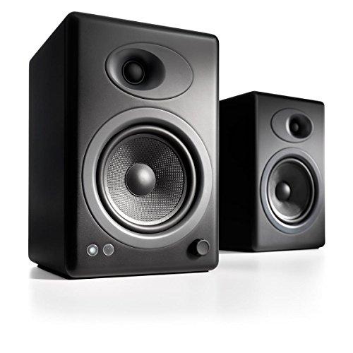 Audioengine A5+ Active 2-Way Speakers (Black)