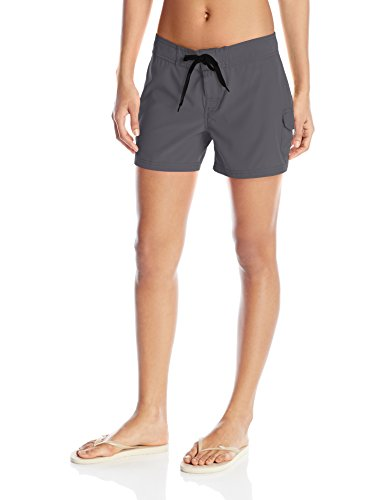Kanu Surf Women's Breeze Solid Stretch Boardshort