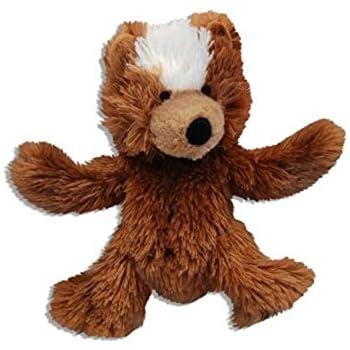 Pet Supplies : Pet Squeak Toys : KONG Teddy Bear Dog Toy