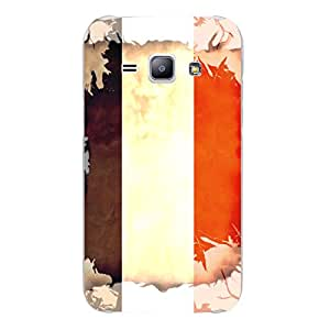 "Disagu Design Protective Case para Samsung Galaxy J1 Funda Cover ""Frankreich"""
