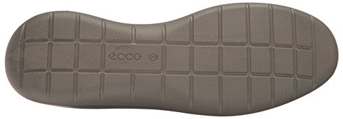 Women's Soft 5 Women's Warm Sneaker Rock Ecco Grey on Fashion Slip Moon d1xHdwq