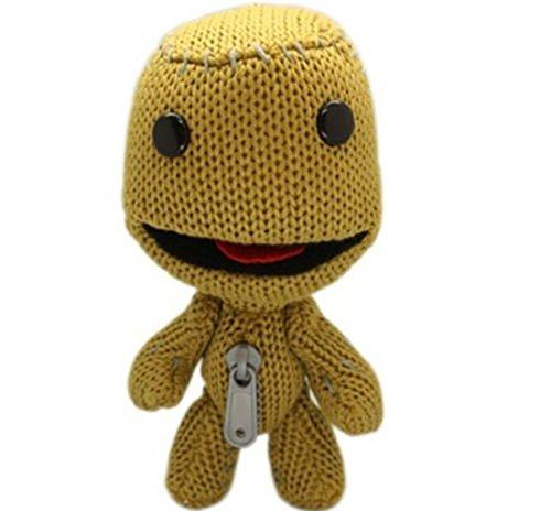Little Big Planet Sackboy Action Figure Plush Ps3 Vedio Game Doll
