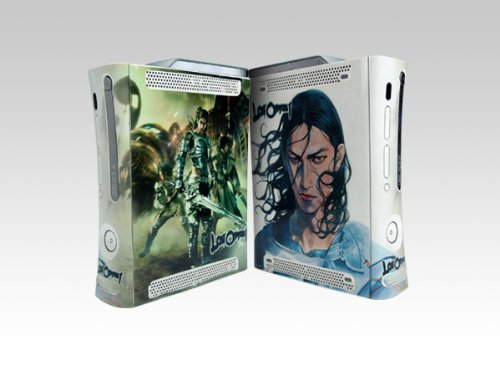 Lost Odyssey Vinyl Decal Skin Sticker for Xbox