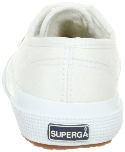 Superga 2750 - Zapatillas con cierre de cordón blanco - Weiss (White 901)