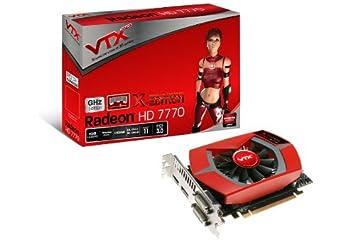 VTX3D VX7770 1GBD5-DHX - Tarjeta gráfica (Radeon HD 7770 ...