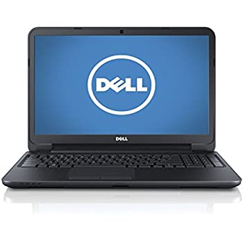 """Dell Inspiron i15RV-6143BLK 15.6"""" Touchscreen Laptop 4GB 500GB Windows 8) Black Matte with Textured Finish [Discontinued By Manufacturer]"""