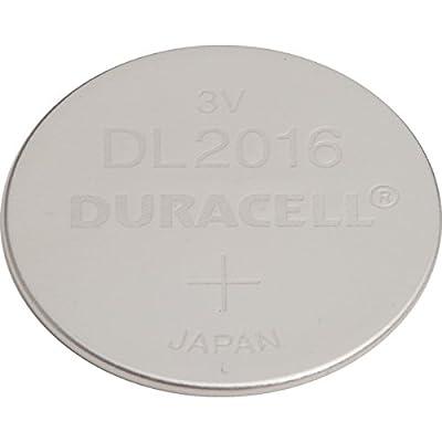 2016 3V Duracell Lithium Battery 4pk