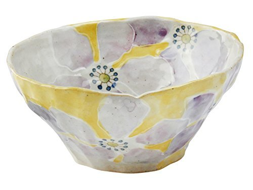 Seto Yaki Saika 6.1inch Medium Bowl Ceramic Made in Japan