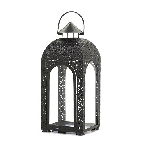 VERDUGO GIFT Arched Medallion Lantern, Large, - Discount Spectacles