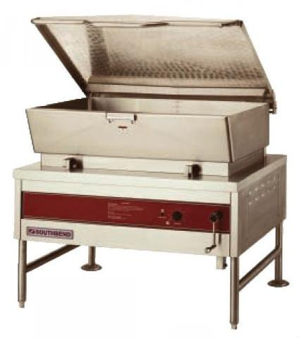Skillet South Bend Tilting - Southbend Tilting Skillet Electric 30-Ga. Cap. - BELTS-30