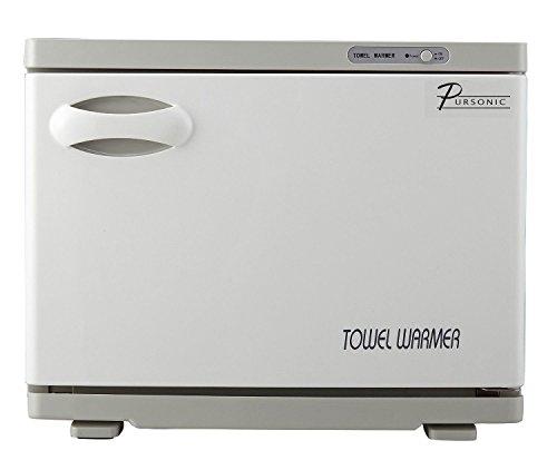 Towel Warmer Barbershop: Pursonic Deluxe Towel Warmer With UV Sterilizer