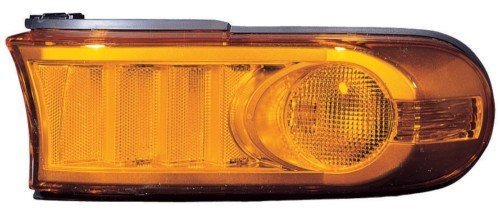 Toyota FJ Cruiser Replacement Turn Signal Light Assembly w/ Signal Light - Passenger Side (Body Fj Parts Cruiser)