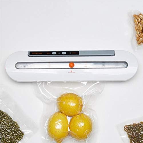 Confezionatrice sottovuoto per uso domestico, sigillatrice per alimenti automatica per cucina 335 * 83 * 65mm