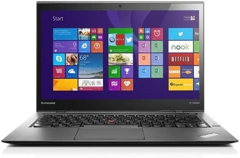 Amazon.com: Lenovo Thinkpad X1 Carbon 2nd Gen 14-Inch ...