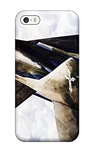 lintao diy New U.s. Air Force Fighter Tpu Skin Case Compatible With Iphone 5/5s by icecream design