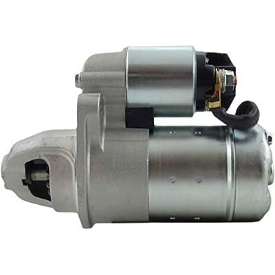 New Premium Starter fits John Deer Commercial Mower F735 1998,1999,2000,2001,2002,3003 & John Deere Lawn & Garden Tractors 1998-2005 S114-821 S114-821A 435-004 71-25-18440: Automotive
