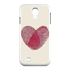 Cell phone case Of Love Pink Bumper Plastic Hard Case For Samsung Galaxy S4 i9500