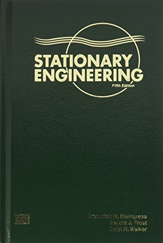 Stationary Engineering 5th Edition