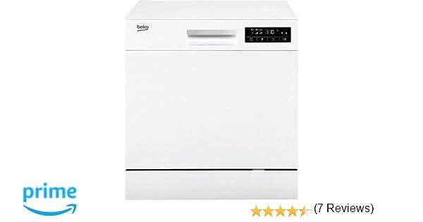 Beko DTC36810W Encimera 8cubiertos A+ lavavajilla ...