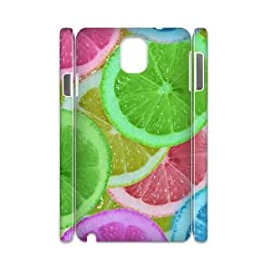 custom samsung galaxy note3 n9000 3D case, Colorful Lemons 3D hard back case for samsung galaxy note3 n9000 at Jipic (style 3)