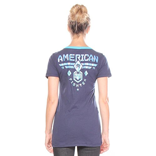 T Fighter Femmes American Artisan shirts Fairbanks dtzBqnB